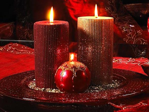 decori natalizi addobbi di natale : Addobbi natalizi fai da te