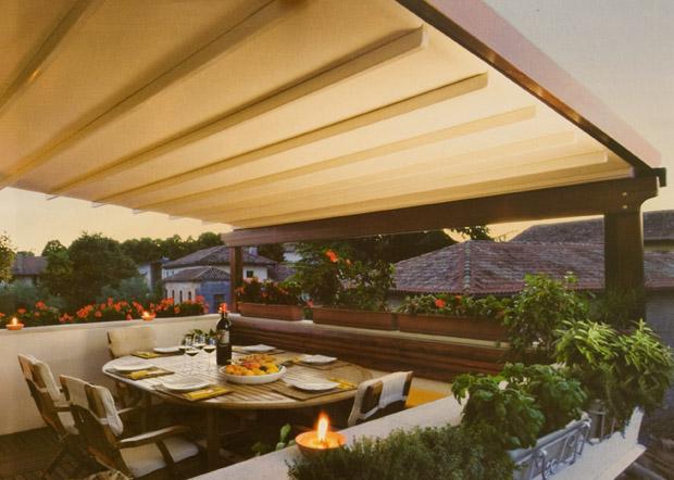 Soluzioni coperture terrazzi