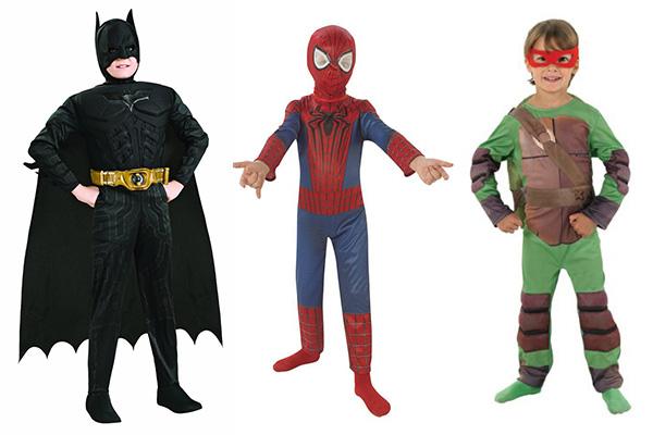 Idee costumi di Carnevale per bambini