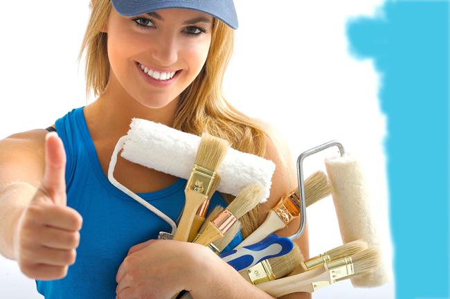 Come dipingere le pareti di casa
