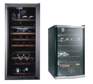 frigo cantina per vino