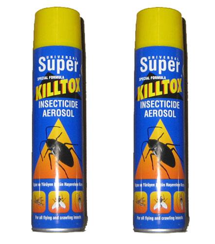 Insetticida per scarafaggi
