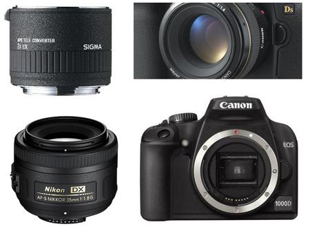 Obiettivi per fotocamere