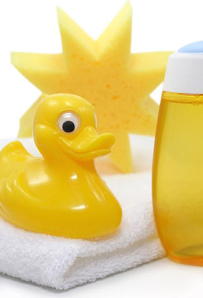 Prodotti igiene neonato