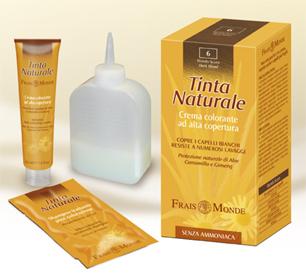 Tintura naturale capelli sanotint light tabella colori for Tinta per capelli sanotint