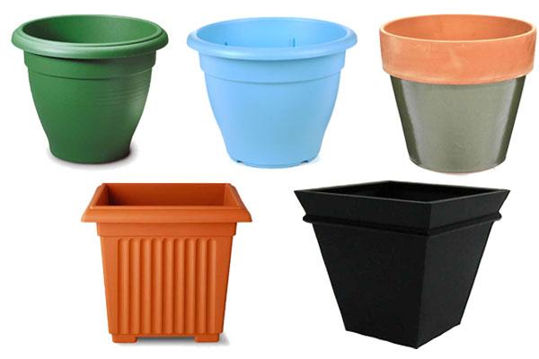 Vasi da giardino for Vasi da giardino in plastica