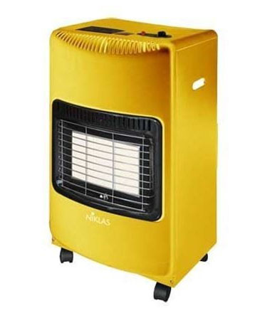 Migliori stufe a gas gpl for Stufa a infrarossi niklas nova ventilata