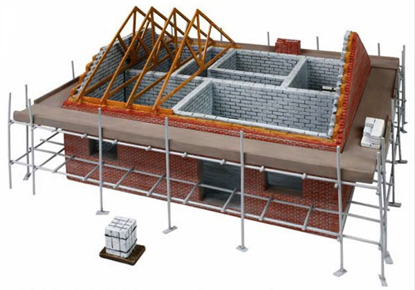 Acquistare casa in costruzione for Costruzione di case americane