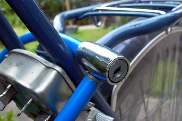 Antifurto bicicletta