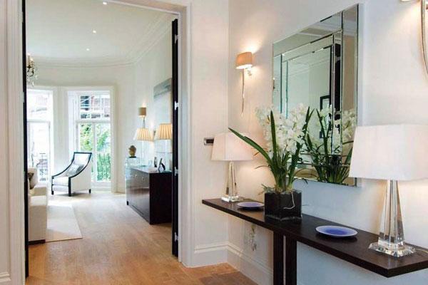 Arredamento per l 39 ingresso di casa for Ingresso casa moderno