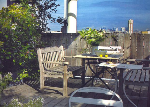 Arredamento per il terrazzo di casa for Arredamento per terrazzo piccolo