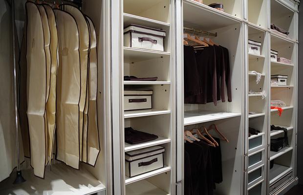 Cabina armadio for Design di cabine di lusso