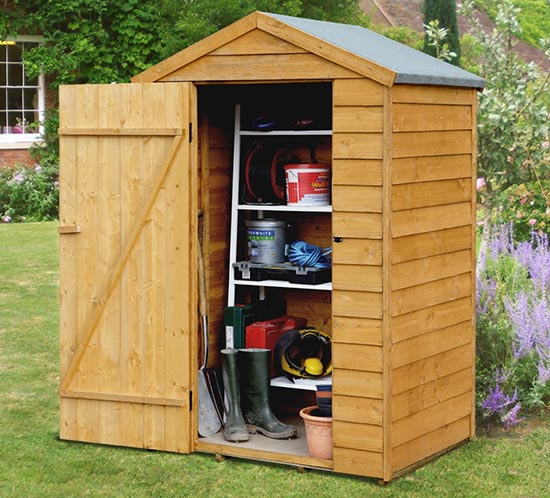 Casetta da giardino per attrezzi - Casette porta attrezzi da giardino ...