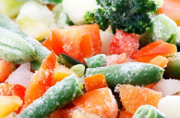 Brodo di verdure si puo congelare