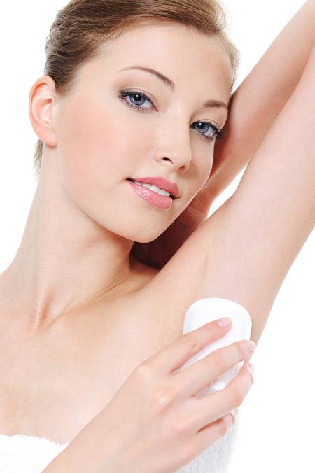 Come usare un deodorante