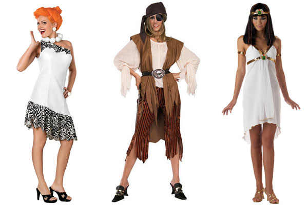 Costumi carnevale per donna