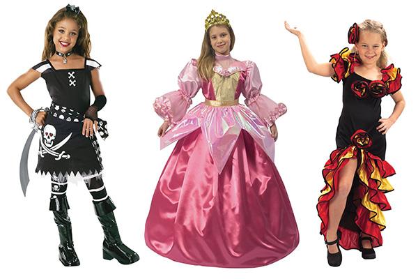 Costumi di carnevale per bambine