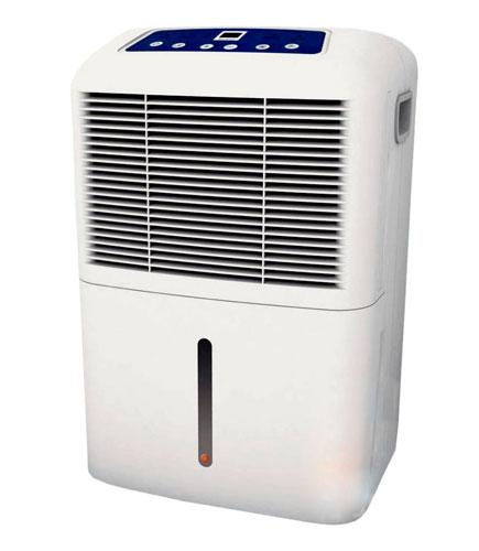 Il deumidificatore consente di ridure l'umidità in eccesso nell'aria