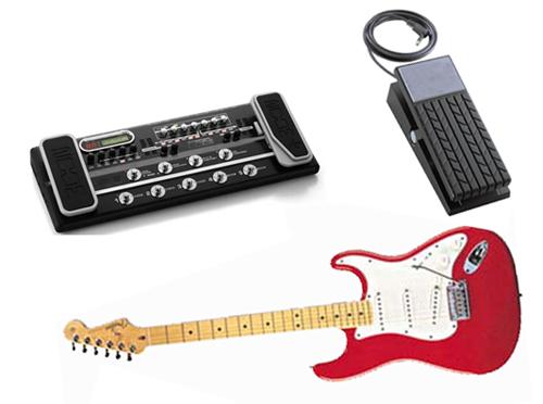Schemi Elettrici Effetti Per Chitarra : Effetti per chitarra