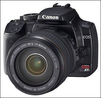 Come funziona la fotocamera digitale