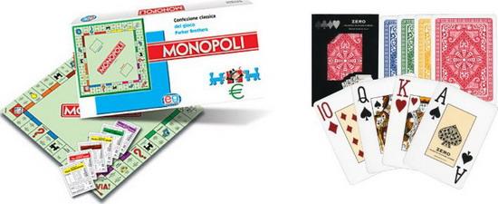 giochi da tavolo e di società