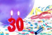 Idee regalo per compleanno 30 anni
