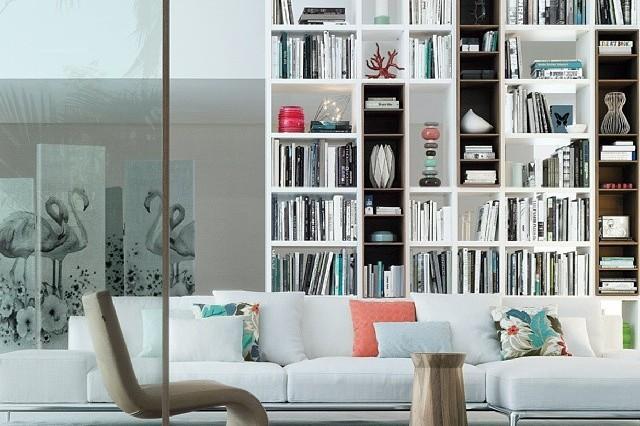 Costruire Mensole Per Libreria A Muro.Come Realizzare Una Libreria In Cartongesso