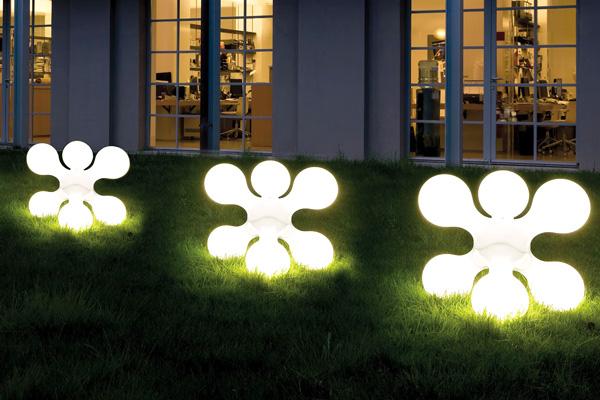 Luci decorative da giardino