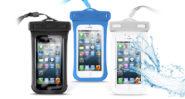 Migliori custodie impermeabili per smartphone