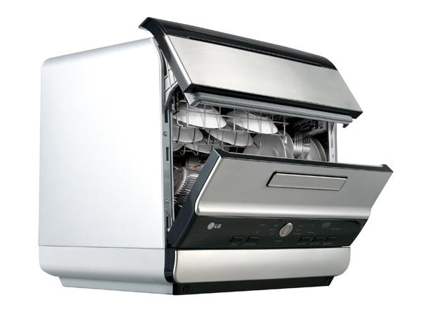 Mini lavastoviglie salvaspazio