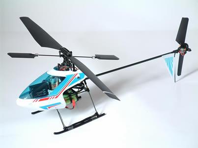Modellismo elicotteri