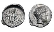 Monete d'argento antiche