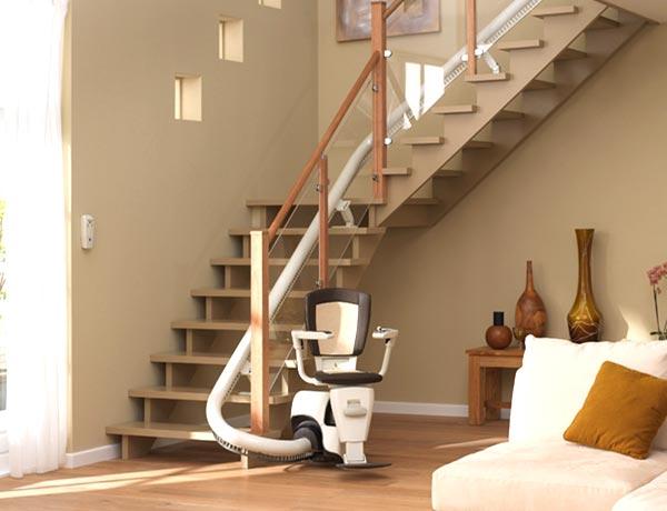 Montascale per disabili for Arredamento casa per disabili