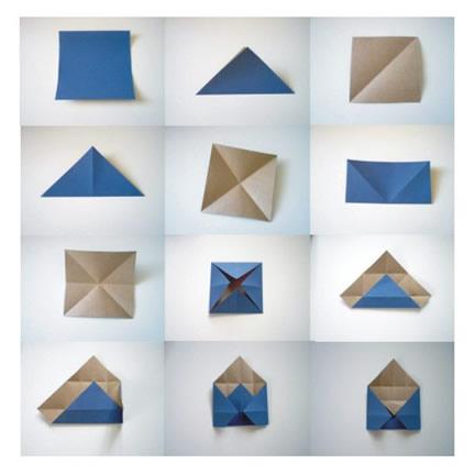 Come fare l'origami