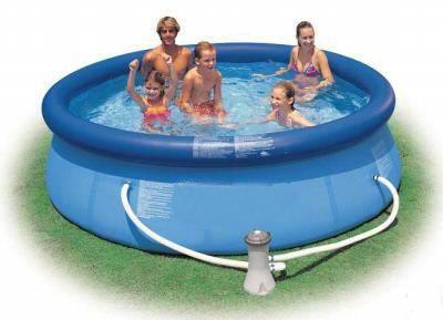Piscina gonfiabile da giardino - Foto di piscine ...