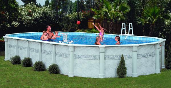 Piscine fuori terra - Quanto costa mantenere una piscina fuori terra ...