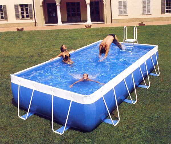 Quanto costa una piscina - Quanto costa mantenere una piscina fuori terra ...