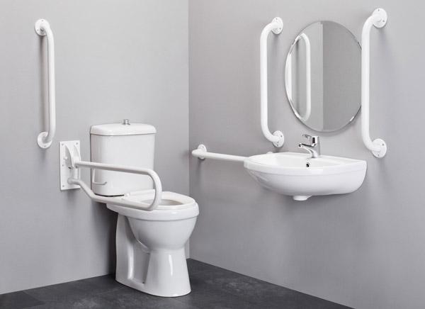 Sanitari per disabili - Porta bagno disabili ...