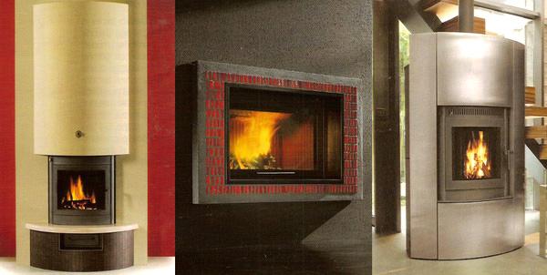 Come scegliere il termocamino a legna - Stufe a pellet con termosifoni ...