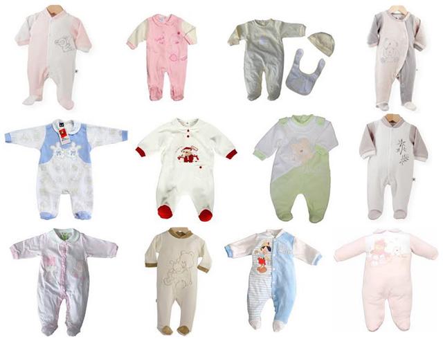 Tutine per neonati