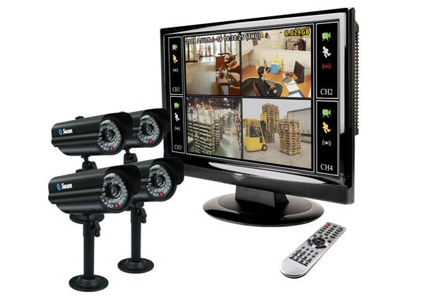 Sistema di videosorveglianza per casa - Sistema allarme casa migliore ...