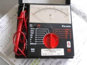 voltmetro